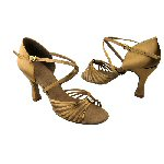 Gold Dance Shoes